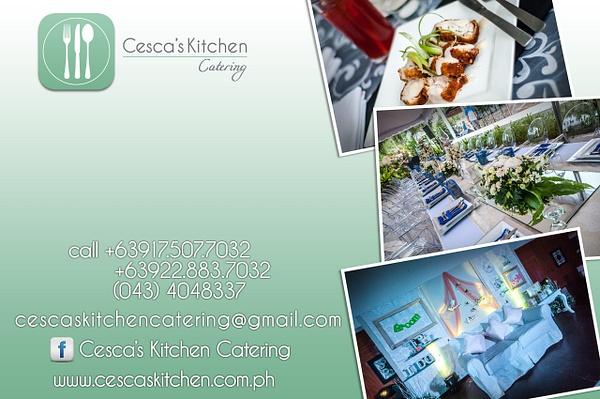 Cescas-Kitchen-Catering by alienscream