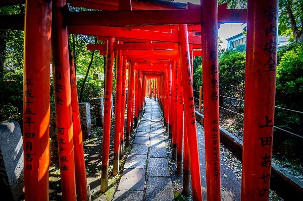 Tokyo Trip by alienscream