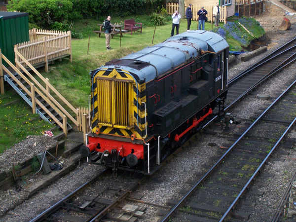 08436-1 Swanage 12-05-13 by AlvinKnight
