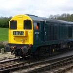 Swanage railway 11th/12th May 2013