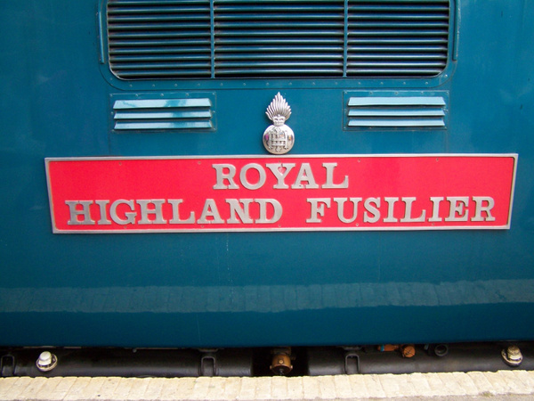55019 Nameplate by AlvinKnight