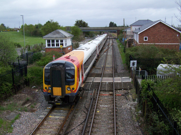 444030-1 Wareham 12-05-13 by AlvinKnight