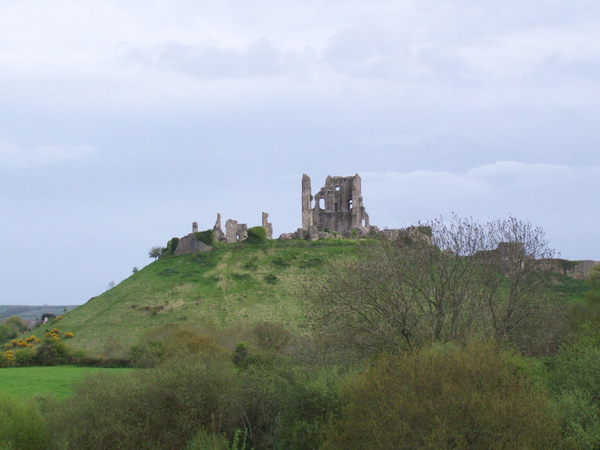 Corfe Castle 4 by AlvinKnight