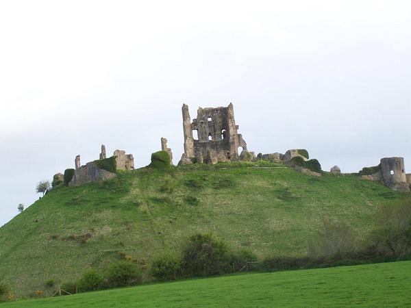 Corfe Castle 5 by AlvinKnight