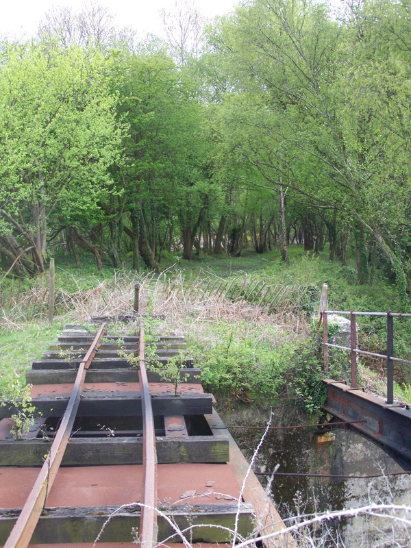 Purbeck Mineral Railway old lines