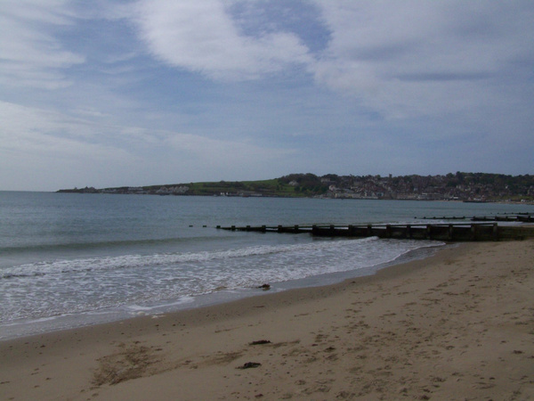 Swanage Coastline-1 12-05-13 by AlvinKnight
