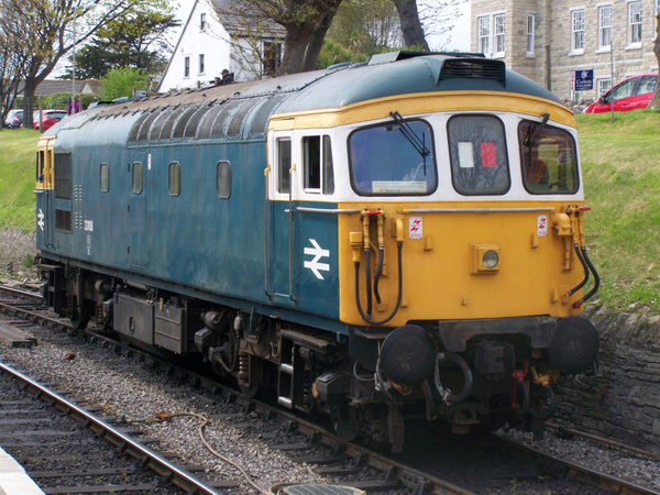 33108 Swanage 11-05-13 by AlvinKnight