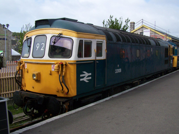 33108 Swanage 12-05-13 by AlvinKnight