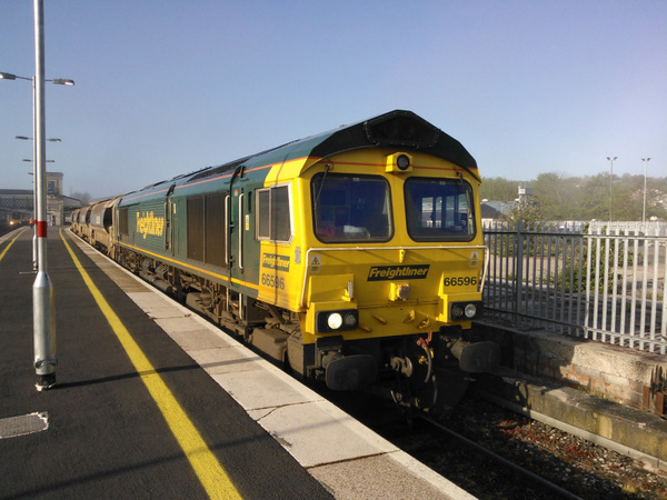 66596 Exeter SD 16-05-13 by AlvinKnight