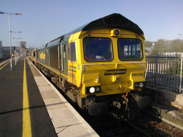 66596-1 Exeter SD 16-05-13 by AlvinKnight