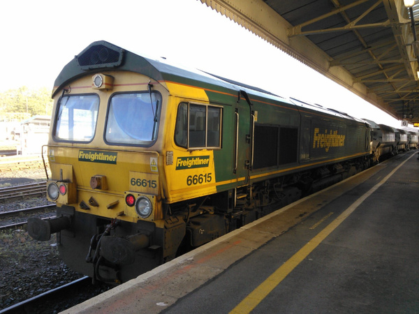 66615-1 Exeter SD 16-05-13 by AlvinKnight