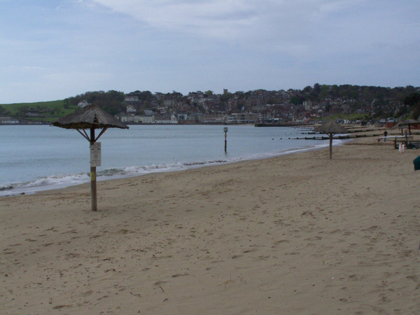 Swanage Coastline-3 12-05-13 by AlvinKnight