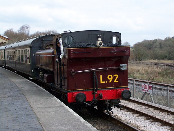 5786 Totnes 30-03-13 by AlvinKnight