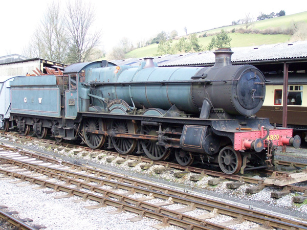 4920-1 Buckfastleigh 30-03-13 by AlvinKnight