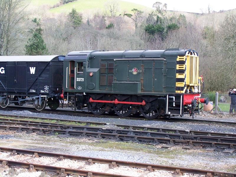 D3721-2 (09010) Buckfastleigh 30-03-13