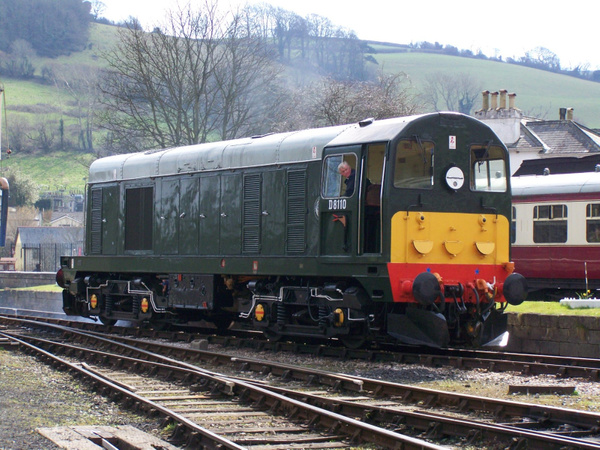 20110 Buckfastleigh 30-03-13 by AlvinKnight