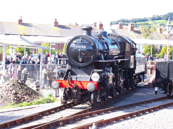 43106-3 Minehead 06-10-12 by AlvinKnight