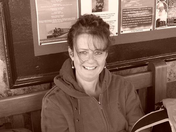 Joanna at Washford 06-10-12 by AlvinKnight