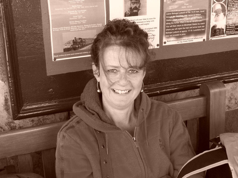 Joanna at Washford 06-10-12