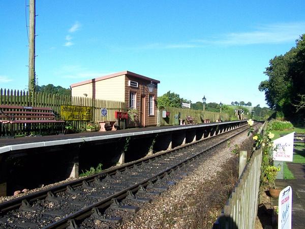 Stogumber Railway station 06-10-12 by AlvinKnight