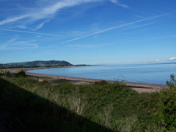 Veiw of Blue Anchor 06-10-12 by AlvinKnight