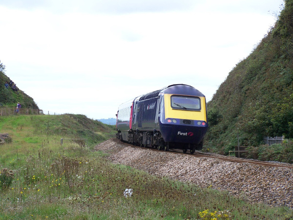 43142 Dawlish Warren 16-09-12 by AlvinKnight