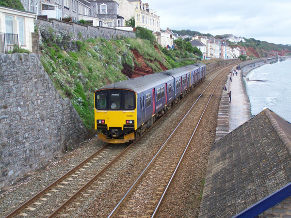 150131 Dawlish 02-09-12 by AlvinKnight