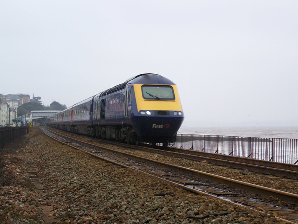 43030 Dawlish 17-03-13 by AlvinKnight