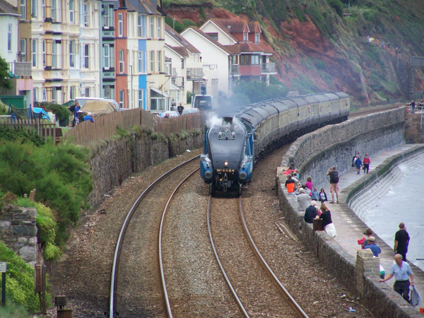4464 Dawlish 02-09-12 by AlvinKnight