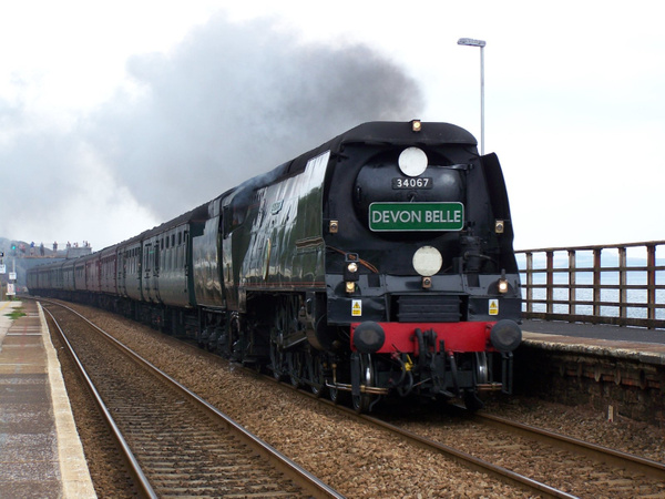 34067 Dawlish 09-09-12 by AlvinKnight