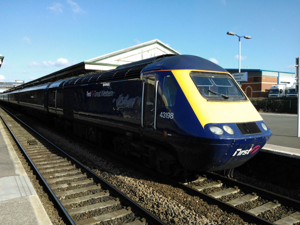 43198 Newton Abbot 18-02-13 by AlvinKnight