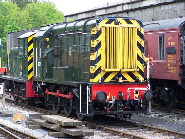 09010 Buckfastleigh 25-05-13 by AlvinKnight