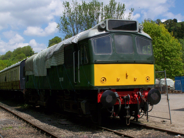 25191 Buckfastleigh 25-05-13 by AlvinKnight