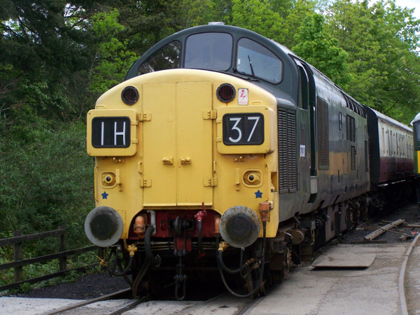 37037 Buckfastleigh 25-05-13 by AlvinKnight