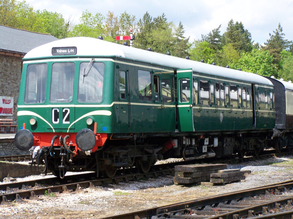55000 Buckfastleigh 25-05-13 by AlvinKnight