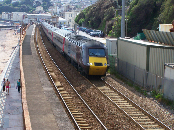 43304 Dawlish 30-05-13 by AlvinKnight