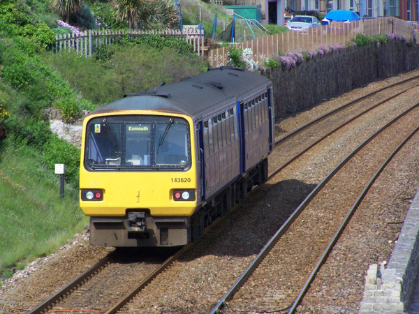 143620 Dawlish 30-05-13 (2) by AlvinKnight