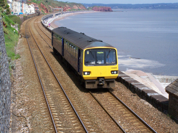 143620 Dawlish 30-05-13 by AlvinKnight