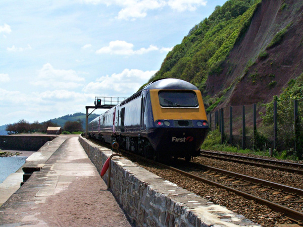 43004 Teignmouth 31-05-13 by AlvinKnight