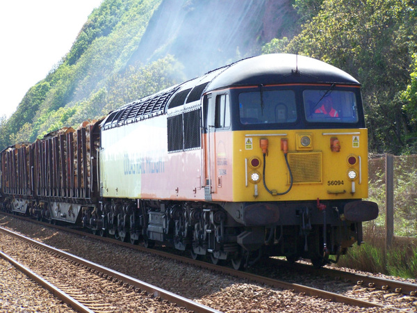 56094 Teignmouth 31-05-13 by AlvinKnight
