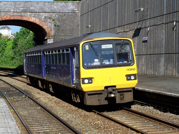 143603 Teignmouth 31-05-13 by AlvinKnight