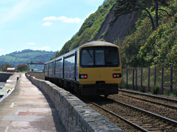 143620 Teignmouth 31-05-13 by AlvinKnight