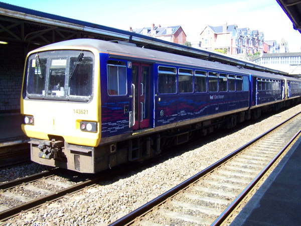 143621 Teignmouth 31-05-13 (2) by AlvinKnight