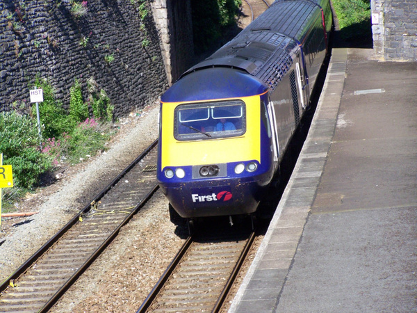 43042 Teignmouth 31-05-13 by AlvinKnight