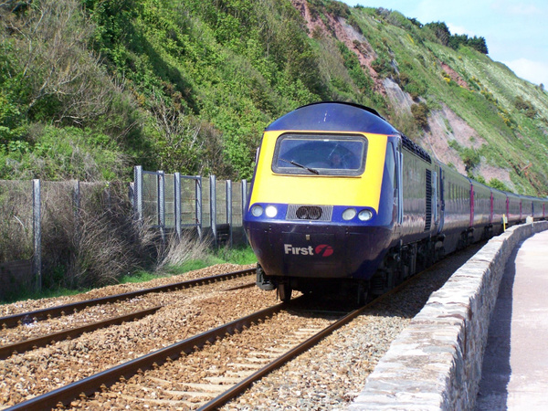 43087 Teignmouth 31-05-13 by AlvinKnight
