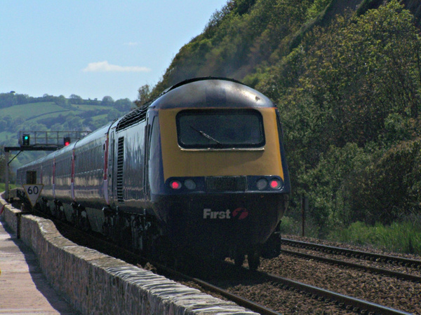 43126 Teignmouth 31-05-13 by AlvinKnight