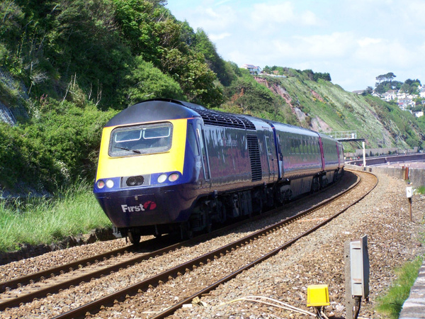 43128 Teignmouth 31-05-13 by AlvinKnight