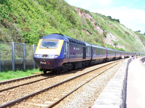43131 Teignmouth 31-05-13 by AlvinKnight