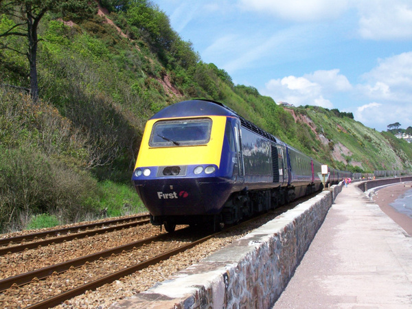 43132 Teignmouth 31-05-13 by AlvinKnight