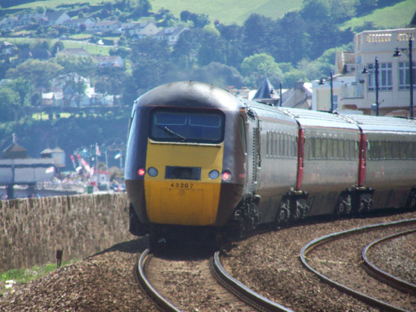 43207 Teignmouth 31-05-13 by AlvinKnight
